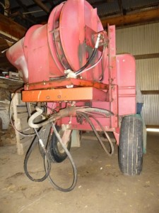 FMC (John Bean) 12RC Airblast Sprayer
