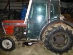 394S Massey-Ferguson Vineyard Tractor (Narrow)