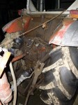 394S Massey-Ferguson Vinderyard Tractor (Narrow)