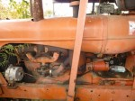 WD Allis-Chalmers Reversed Tractor Loader