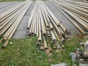 Aluminum Irrigation Pipe (3-inch)