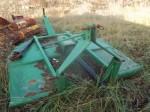 John Deere 609 rotary mower