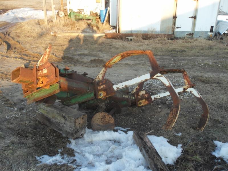 John Deere Tool Bar - Knverland Reset Shanks (3)